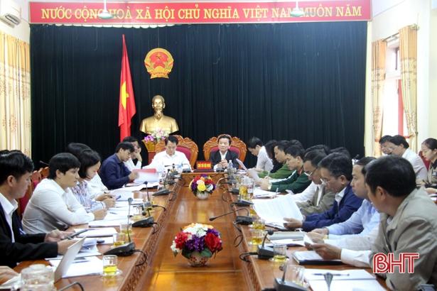 Hương Sơn huy động hơn 556 tỷ đồng xây dựng nông thôn mới