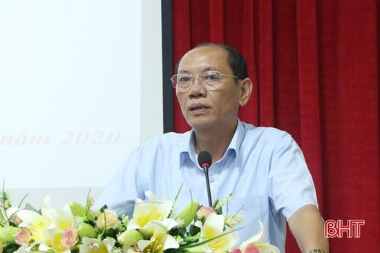 Ông Lê Quang Đức được giao quyền Chủ tịch UBND thành phố Hà Tĩnh