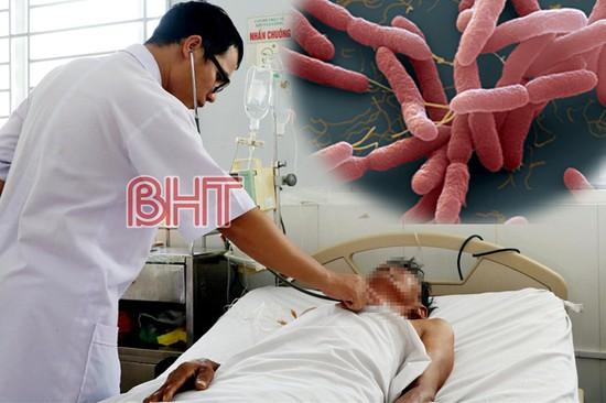 Bộ Y tế yêu cầu Hà Tĩnh cùng 8 tỉnh, thành giám sát chặt chẽ bệnh Whitmore