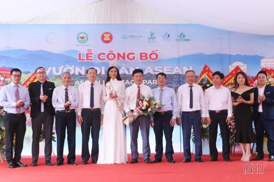 """Vườn Quốc gia Vũ Quang đón nhận danh hiệu """"Vườn Di sản ASEAN"""""""