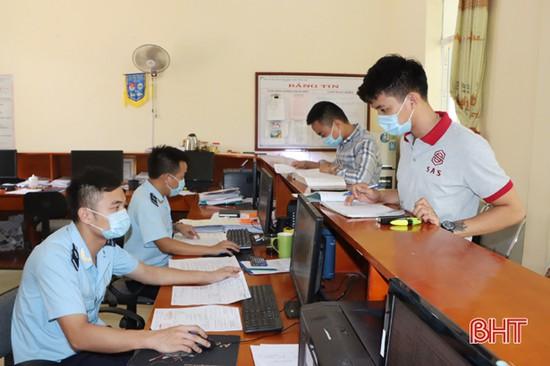 Hải quan Hà Tĩnh tháo gỡ khó khăn, triển khai đồng bộ các giải pháp thu ngân sách cuối năm