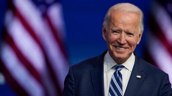 Ông Biden là ứng viên Tổng thống Mỹ đầu tiên trong lịch sử chiến thắng với hơn 80 triệu phiếu bầu