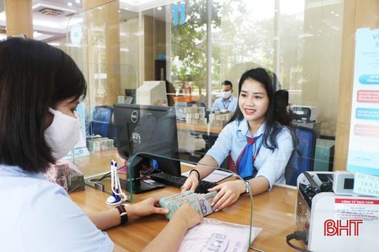 Ngành ngân hàng Hà Tĩnh lập kỷ lục huy động vốn 3 năm lại đây