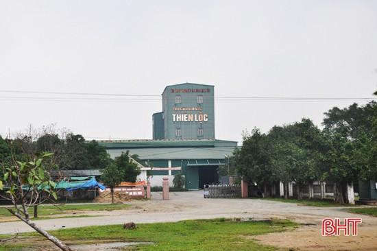 """""""Làn gió mới"""" tại Cụm công nghiệp huyện Can Lộc"""
