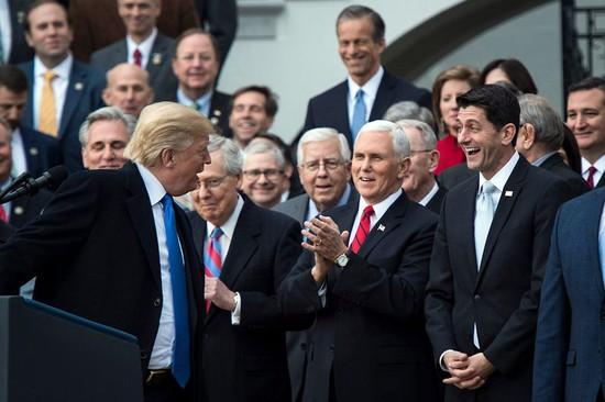 Đảng Cộng hòa trước tương lai không còn ông Trump