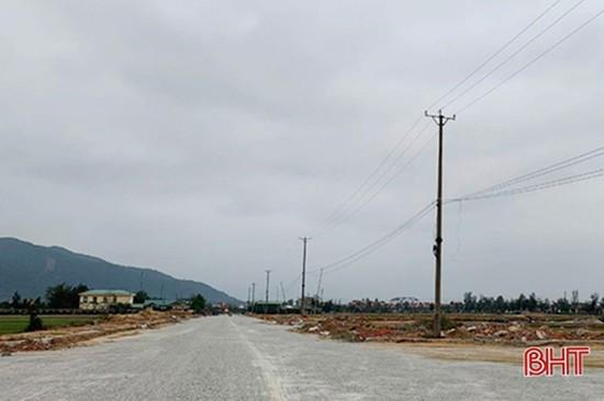 Phố biển Lộc Hà bán lô đất với giá hơn 2,5 tỷ đồng