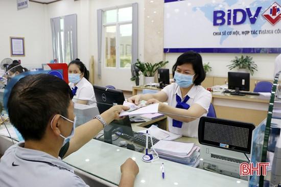 Ngân hàng Hà Tĩnh phấn đấu đạt mức tăng trưởng tín dụng 15%