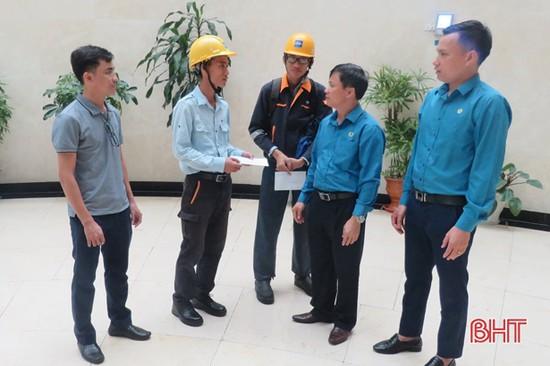 Gần 85% doanh nghiệp ở Hà Tĩnh ký kết thỏa ước lao động tập thể