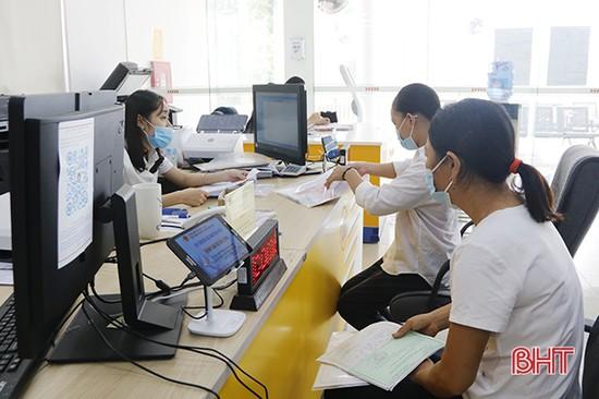 Hà Tĩnh có hơn 29% hồ sơ sử dụng dịch vụ công trực tuyến