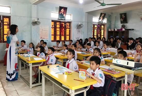 Thị xã Kỳ Anh tổ chức xét tuyển 190 giáo viên 3 cấp học
