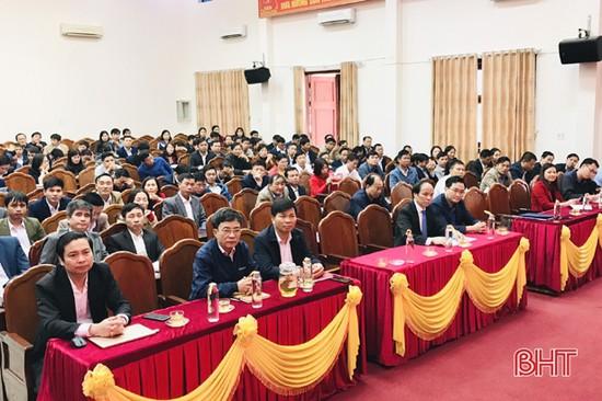 Hương Sơn triển khai đưa Nghị quyết Đại hội Đảng bộ tỉnh Hà Tĩnh vào cuộc sống