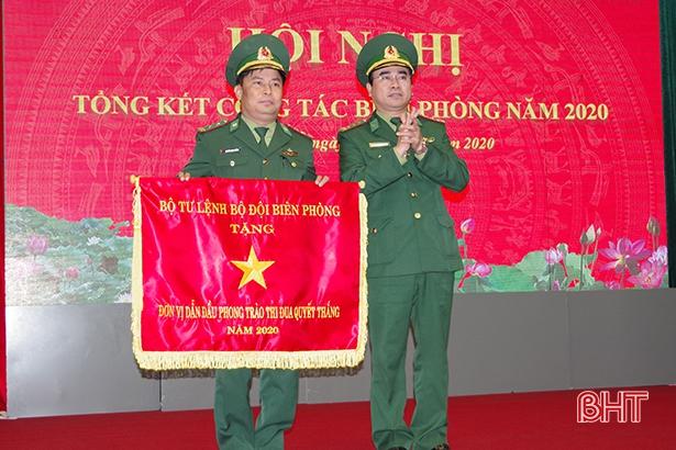 BĐBP Hà Tĩnh: Vừa bảo vệ biên giới, vừa chống dịch hiệu quả