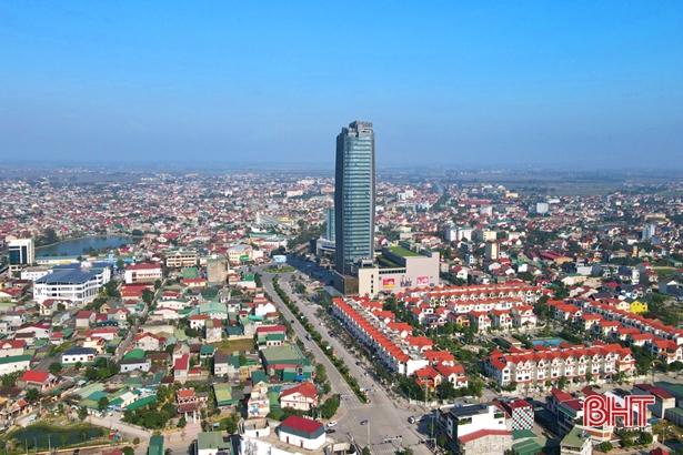 Năm 2021, TP Hà Tĩnh đặt mục tiêu tăng trưởng kinh tế trên 11%