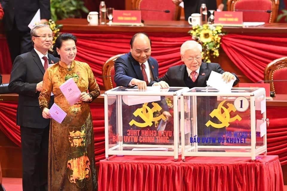 Danh sách 200 Ủy viên Ban Chấp hành Trung ương Đảng khóa XIII