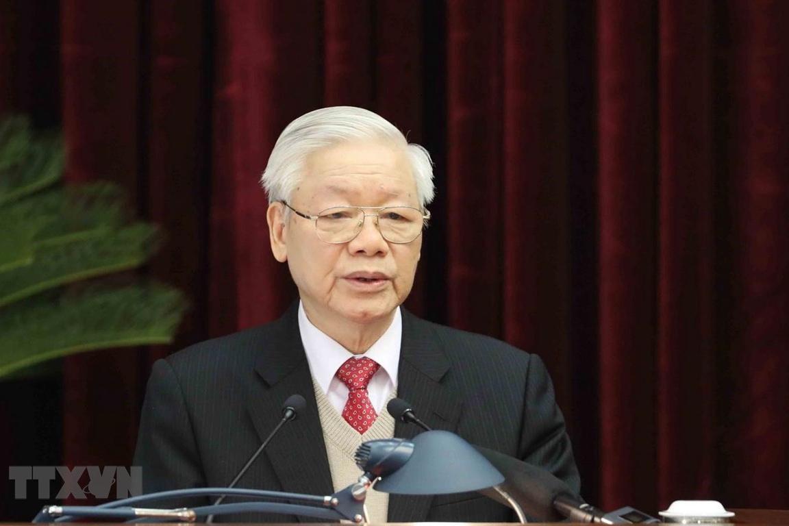 Toàn văn phát biểu Bế mạc Đại hội Đảng toàn quốc lần thứ XIII