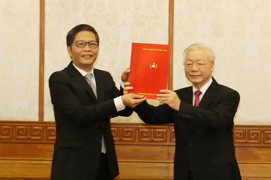 Ông Trần Tuấn Anh làm Trưởng ban Kinh tế Trung ương