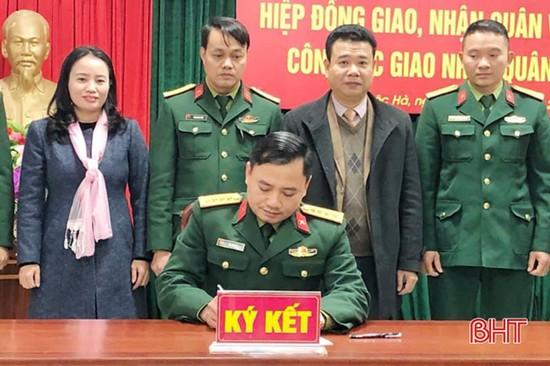 Hà Tĩnh quyết tâm giao đủ quân, đảm bảo chất lượng và tuân thủ phòng, chống dịch