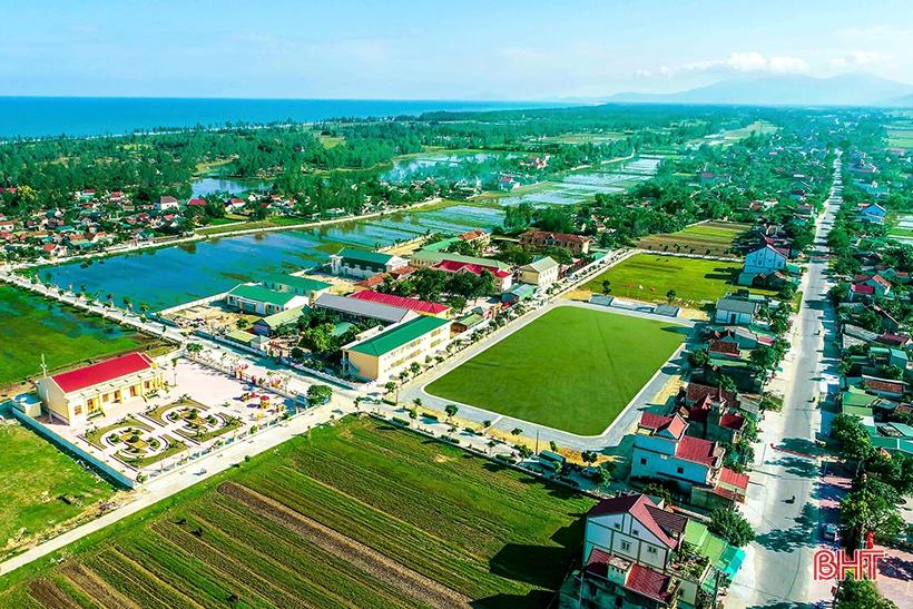 Hà Tĩnh ưu tiên nguồn lực, từng bước tiến tới mục tiêu xây dựng tỉnh nông thôn mới