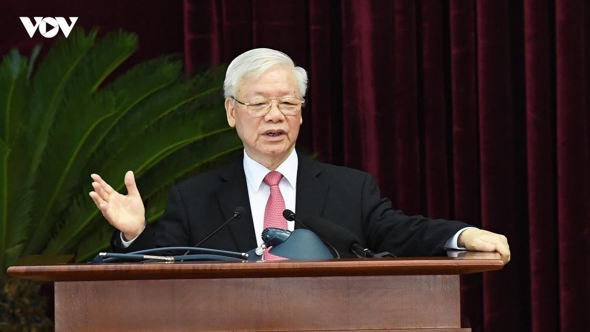 Khai mạc Hội nghị Trung ương 2: Bộ Chính trị trình phương án nhân sự chủ chốt