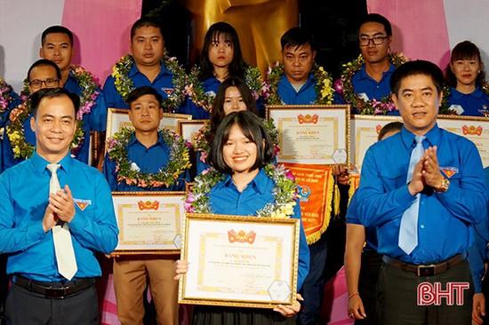 Hà Tĩnh có 14 bí thư chi đoàn tiêu biểu và 2 chi đoàn mạnh toàn quốc