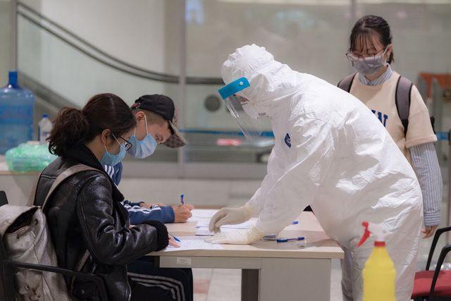 Sáng 14/3, Việt Nam không ca mắc COVID-19, thế giới đã có hơn 120 triệu ca Thái Bình - 05:58 14/03/2021 GMT+7  Suckhoedoisong.vn - Bản tin 6h ngày 14/3 của Bộ Y tế cho biết không có ca mắc mớ
