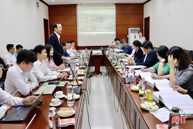 Hội đồng thẩm định Trung ương đề nghị Thủ tướng công nhận Vũ Quang đạt chuẩn huyện nông thôn mới