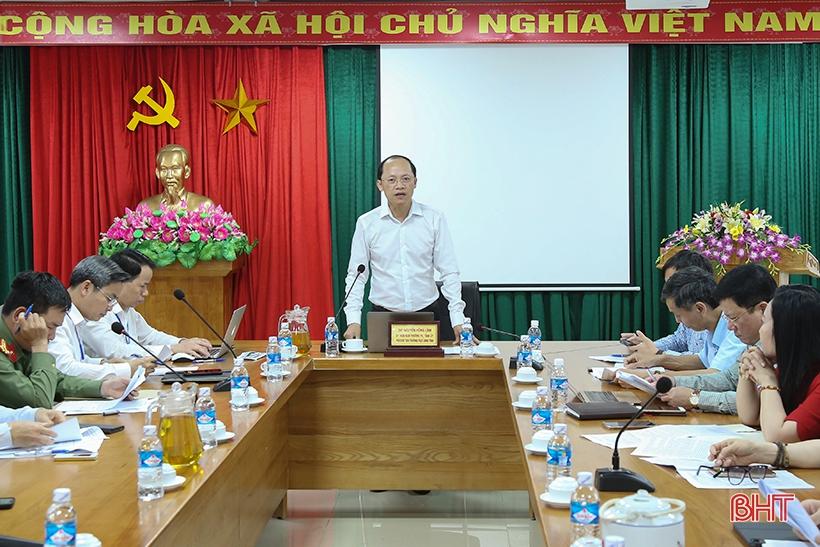 Tiếp tục lấy sự hài lòng của người dân Hà Tĩnh làm thước đo hiệu quả cải cách hành chính