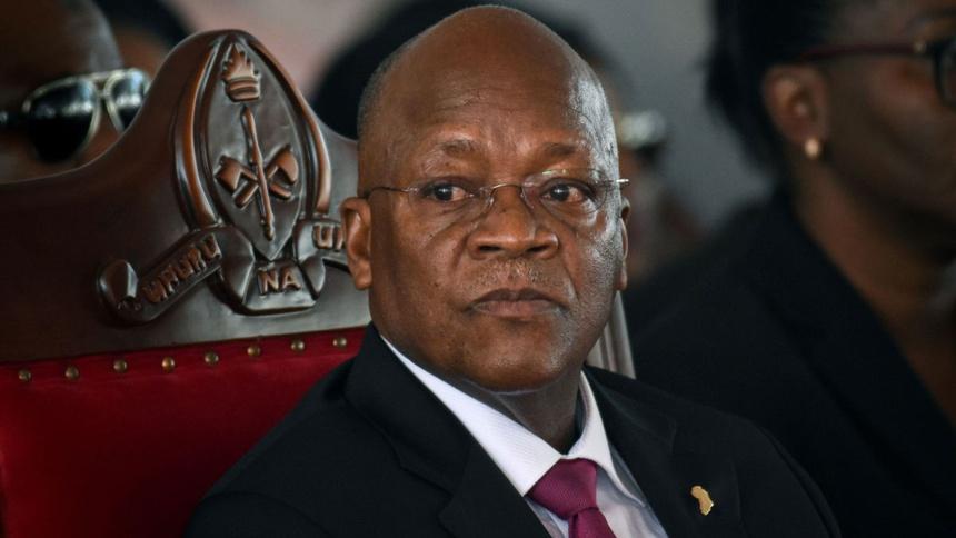 Tổng thống Tanzania đột ngột qua đời sau khi mắc bệnh bí ẩn
