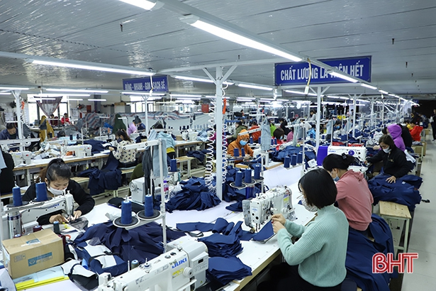 Kim ngạch xuất nhập khẩu của Hà Tĩnh tăng 42,7% so với cùng kỳ