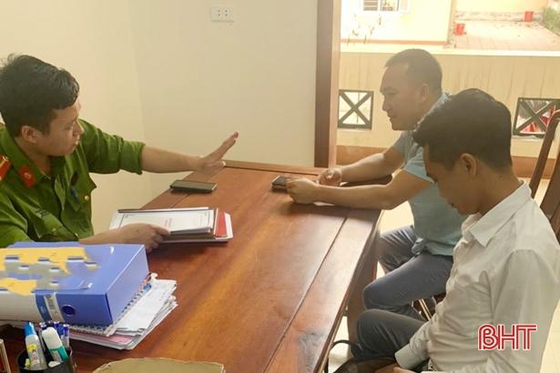 Liên tiếp xuất hiện tình trạng người ngoại tỉnh bán hàng không rõ nguồn gốc ở Cẩm Xuyên