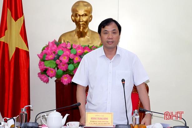Tổng kết nhiệm kỳ HĐND tỉnh Hà Tĩnh: cần có sự đổi mới