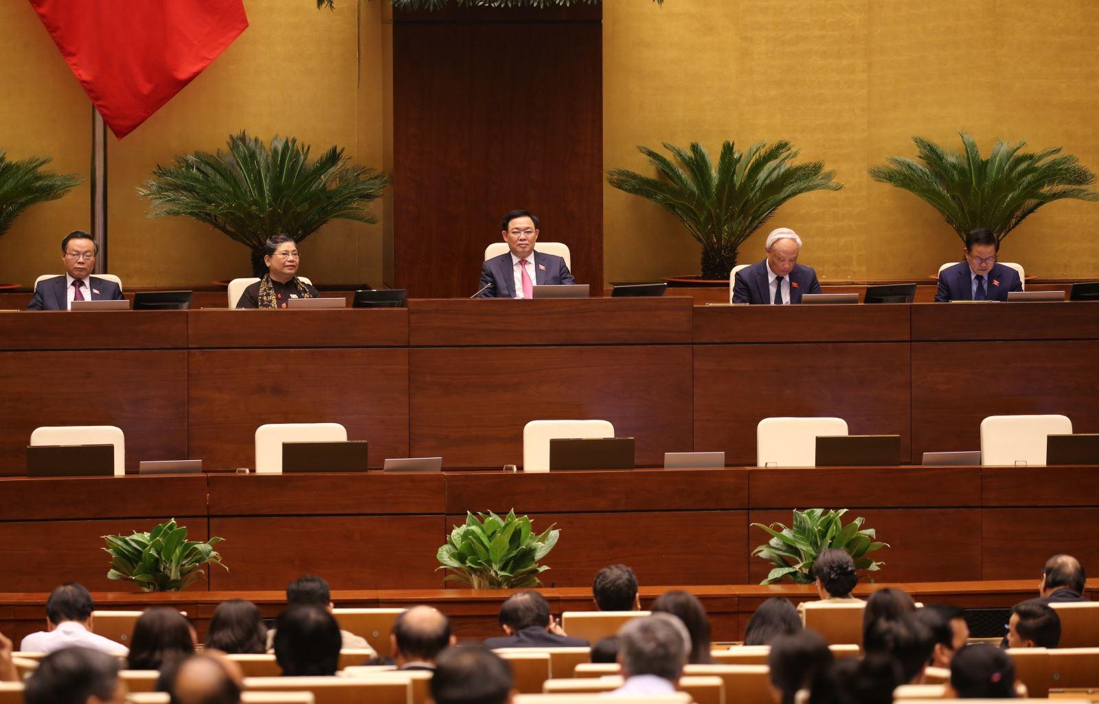 Ngày 1/4, Quốc hội sẽ miễn nhiệm Thủ tướng Chính phủ