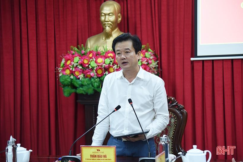 Không để xảy ra điểm nóng tại Hà Tĩnh trước thềm bầu cử ĐBQH và HĐND các cấp