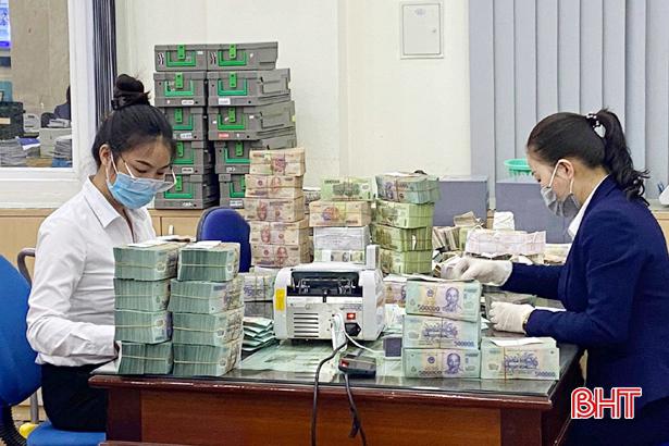 Nguồn vốn huy động của ngành ngân hàng Hà Tĩnh đạt 74.971 tỷ đồng