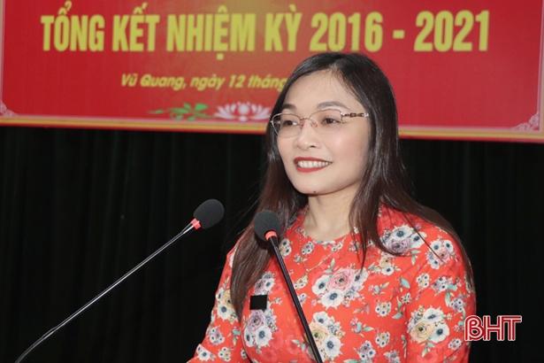 Vũ Quang ban hành 71 nghị quyết phát triển kinh tế - xã hội, quốc phòng - an ninh