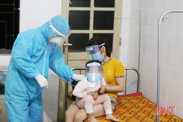 Hà Tĩnh: Một trường hợp cách ly tại bệnh viện Cầu Treo dương tính với SARS-CoV-2