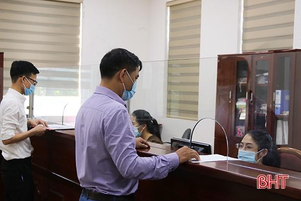 Tiện ích, tiết kiệm khi nộp lệ phí trước bạ ôtô ngay tại TP Hà Tĩnh
