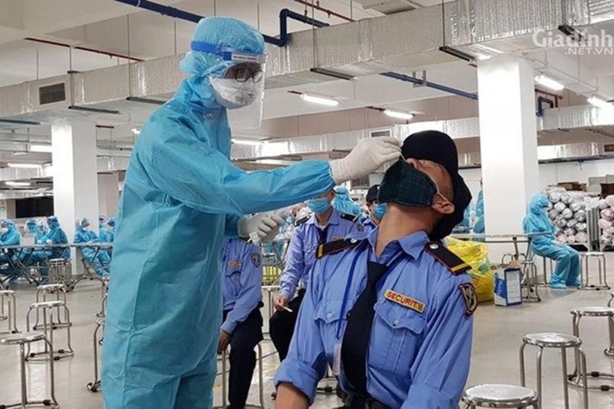 Ghi nhận 73 ca mắc COVID-19, nhiều nhất là Bắc Giang 39 ca, Bắc Ninh 25 ca