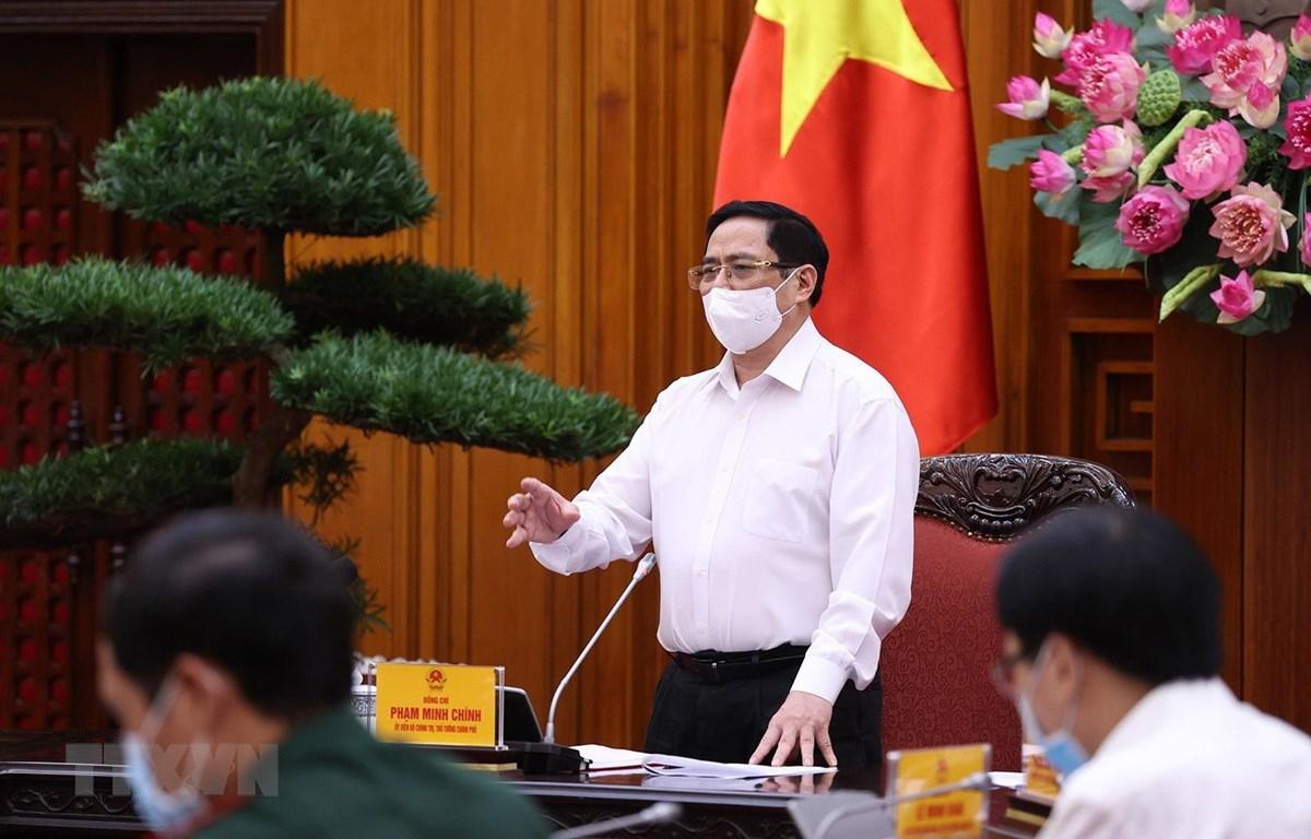 Thủ tướng: Kiên quyết dừng hoạt động KCN khi không đảm bảo an toàn