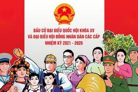 Ủy ban Bầu cử Hà Tĩnh công bố danh sách người trúng cử đại biểu HĐND tỉnh