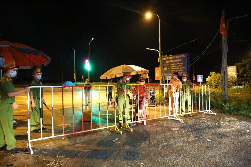 Hà Tĩnh ghi nhận thêm 2 ca mắc Covid-19 ở Lộc Hà
