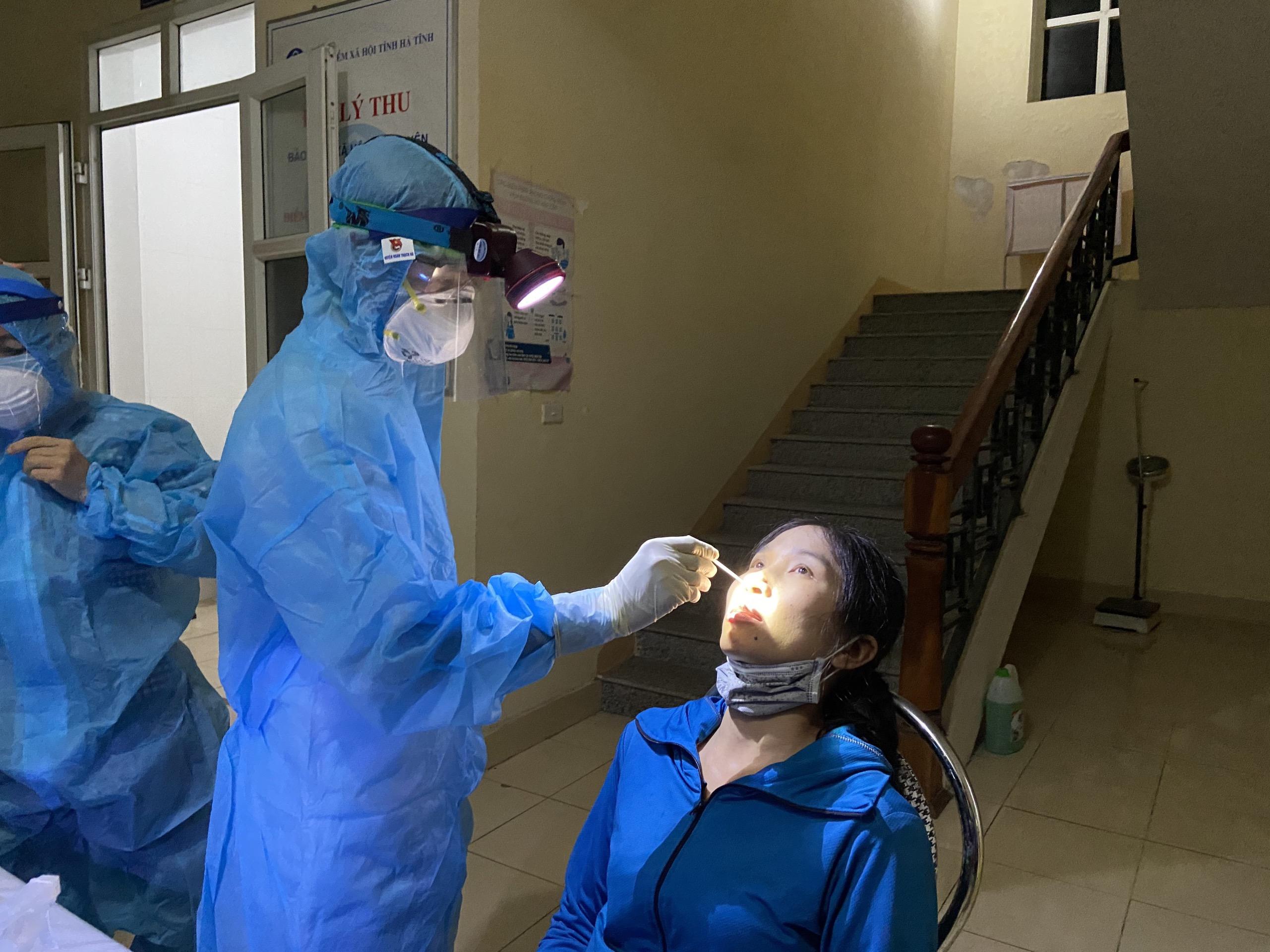 Hà Tĩnh phát hiện thêm 2 ca dương tính với SARS- CoV-2 tại Hương Sơn