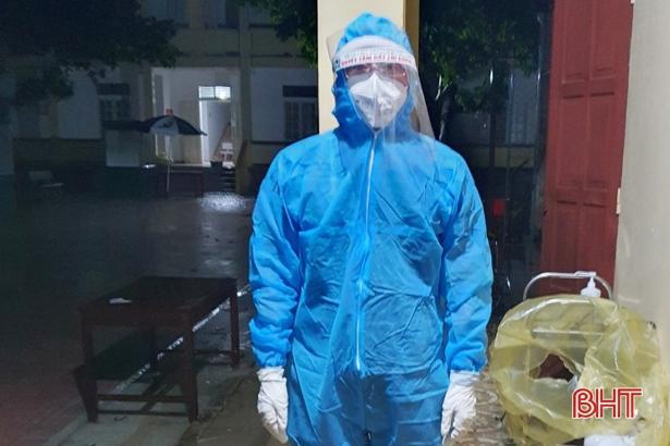 BVĐK tỉnh Hà Tĩnh tăng cường bác sỹ cho bệnh viện Cầu Treo điều trị bệnh nhân Covid-19
