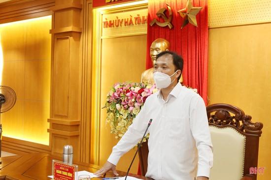 Hà Tĩnh kêu gọi xã hội hóa 100 ngàn mẫu xét nghiệm Covid-19 cho người dân