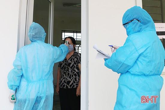 Hà Tĩnh khẩn trương rà soát, cách ly các trường hợp trở về từ tỉnh Nghệ An