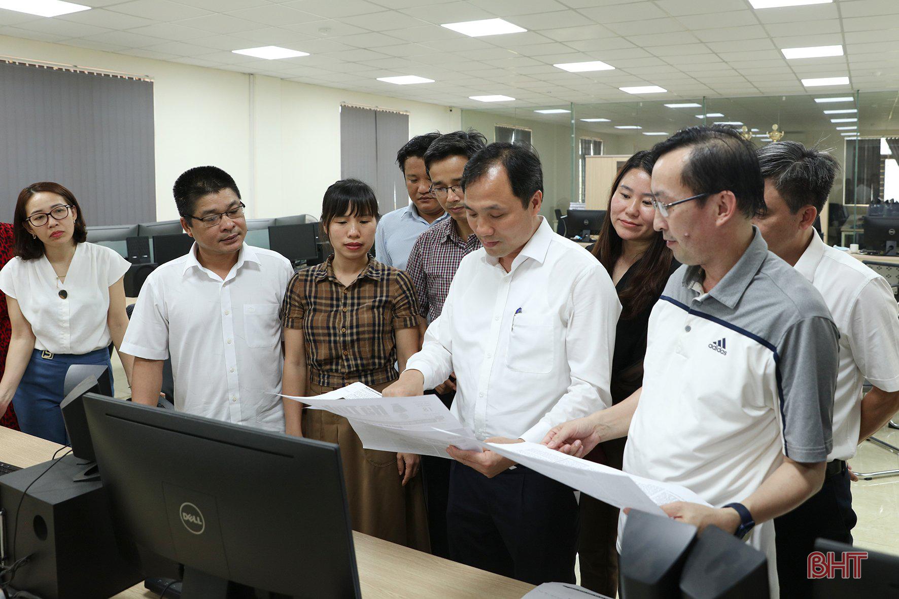 Bí thư Tỉnh ủy Hà Tĩnh gửi thư chúc mừng ngày Báo chí cách mạng Việt Nam