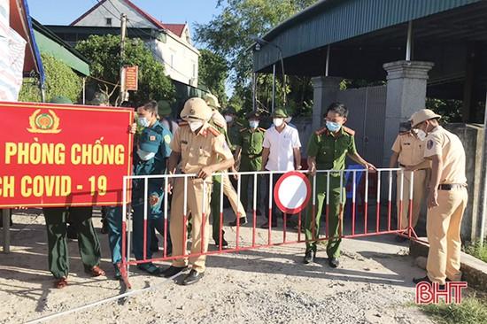 Thành phố Hà Tĩnh dừng áp dụng chỉ thị 15, tiếp tục cấm tụ tập trên 15 người từ 0h ngày 22/6/2021
