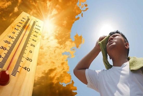 Bao giờ đợt nắng nóng gay gắt ở Hà Tĩnh kết thúc?