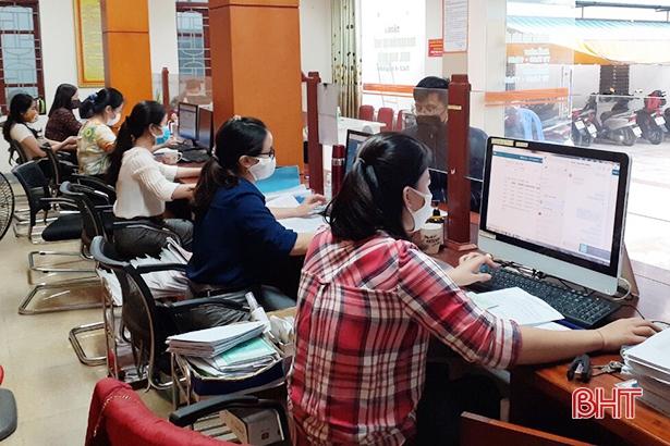 22 xã, thị trấn ở Thạch Hà phủ đầy dịch vụ bưu chính công ích