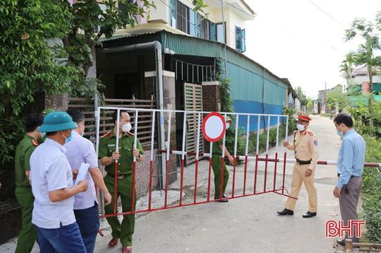 Kết thúc cách ly y tế thôn Thọ - Thạch Liên, thôn Trung Hoà - Tân Lâm Hương